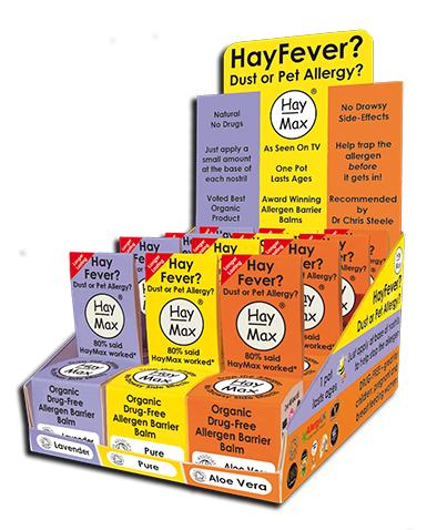 HayMax Counter Display